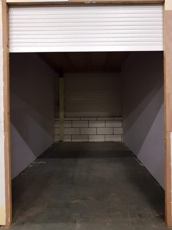 opslagruimte / box