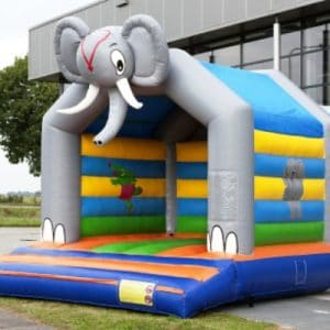 Art. 00758 Springkussen olifant