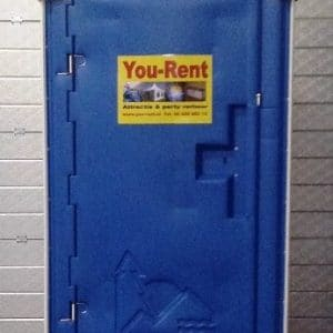 Art. 01505 mobiel toilet
